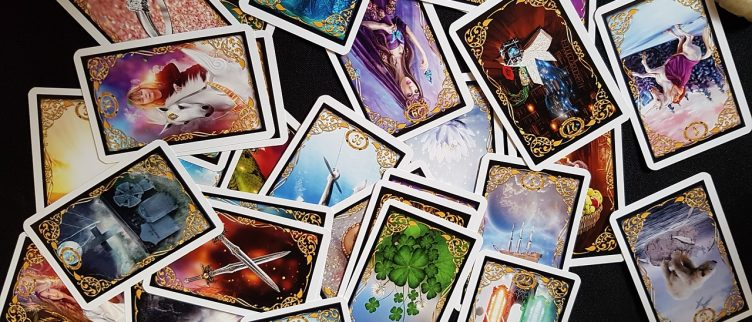 Madame Lenormand (36 waarzegkaarten) + dagkaart trekken