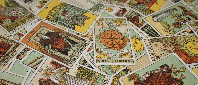 Tarotkaarten leggen, hoe werkt dat?