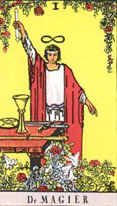 Afbeelding 1. De Magiër