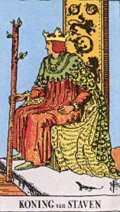 Afbeelding Koning Staven